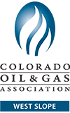 Colorado Oil and Gas Association, West Slope Logo
